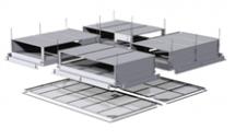 Mitmekülgne, paindlik ja töökindel. CamHosp R on kompaktne integraalne lahendus ühesuunalise õhuvooluga operatsiooniruumides ja vastab rangetele haigla standarditele.