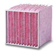 Camfili Hi-Flo M-tüüpi filtritel on spetsiaalne mikroklaaskiust materjal, mis tagab töökindluse ja kõrge eemaldusastme kogu filtri kasutusaja vältel.