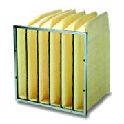 Camfili Hi-Flo A-tüüpi filtritel on spetsiaalne mikroklaaskiust materjal, mis tagab töökindluse ja kõrge eemaldusastme kogu filtri kasutusaja vältel.