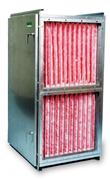 FCBL-HF filtri korpus on loodud kuni 650 mm sügavusega HF filtritele . Tüüpilised Camfil Farri HF filtrid on kottfiltrid (Hi-Cap, H-Flo, S-Flo, Cityflo) ja kompaktfiltrid (Opakfil, Citycarb, Citysorb).