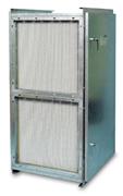 Modulaarne FCBS-A filtri korpus on loodud ülemise raamita kuni 400 mm sügavustele kast-tüüpi filtritele. Tüüpilised Camfil Farri kast-tüüpi filtrid on kompaktsed HEPA filtrid (Absolute, Micretain, Clospleat, Mega-Flo ja Sofilair).