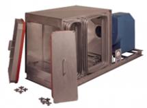 Camfil Farri automaatselt töötavad isolatsioonisüsteemid tagavad usaldusväärse lahenduse rakendustes, kus õhu ohtlikud saasteained võivad olla ohuks töötajatele või külalisele.
