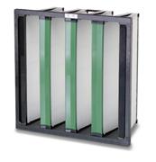 Camfil Farri Opakfil ENERGY tagab kõrge efektiivsusega filtratsiooni madala energiatarbe ja kompaktse formaadi juures. Opakfil on kasutamiseks kõiksugustes õhukonditsioneeriseadmetes ja eelfiltrina puhasruumides.